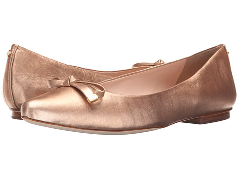 Kate Spade New York Emma - Rose Gold Metallic Nappa