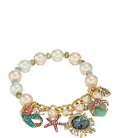 Betsey Johnson - Betsey & the Sea Pearl Stretch Bracelet