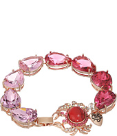 Betsey Johnson - Betsey's Boat House Pink Ombre Flex Bracelet