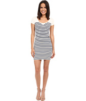G-Star - Ultimate Stretch Short Sleeve Dress in Breton Stripe