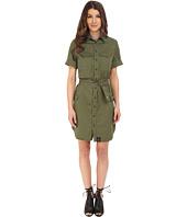 G-Star - Rovic Short Sleeve Shirtdress in Noohn Twill