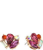 Betsey Johnson - Betsey's Boat House Cluster Stud Earrings