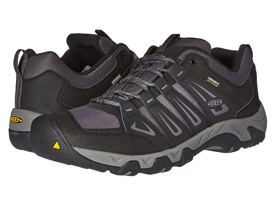 Keen Oakridge Waterproof (Magnet/Gargoyle) Men