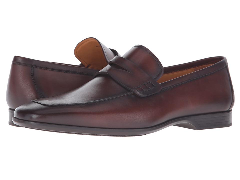 Magnanni - Ramiro II (Mid Brown) Mens Slip on  Shoes