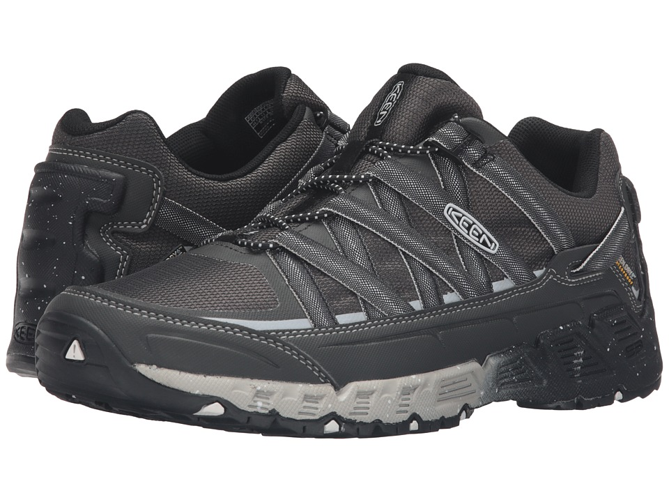 Keen Versatrail Waterproof (Raven/White) Men