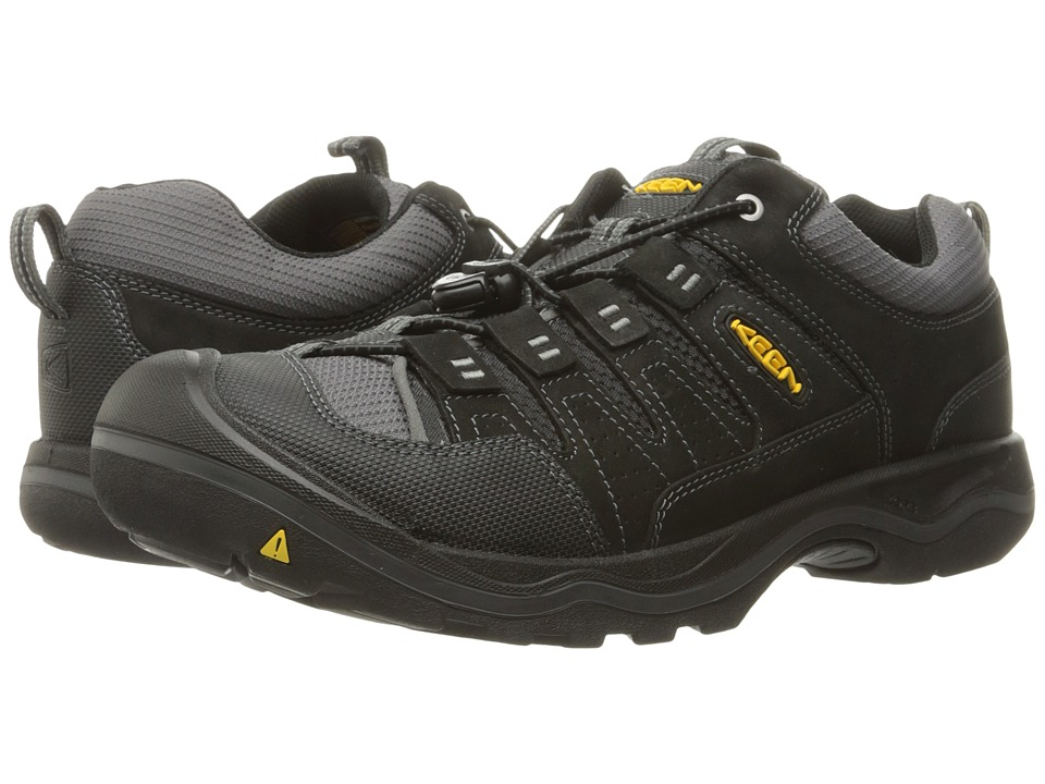 Keen - Rialto Traveler (Black) Men's Shoes