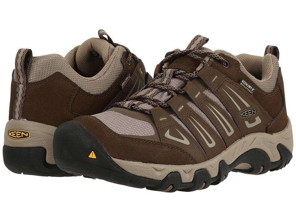 Keen - Oakridge Waterproof (Cascade/Brindle) Men
