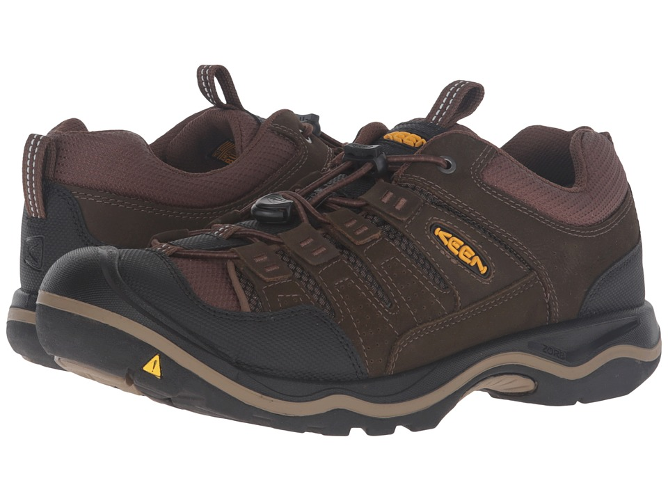 Keen - Rialto Traveler (Brown) Men's Shoes