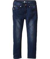 7 For All Mankind Kids - The Skinny Five-Pocket Denim Jeans in Medium Heritage (Little Kids)