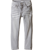 7 For All Mankind Kids - The Skinny Five-Pocket Jeans in Sterling Grey (Little Kids)