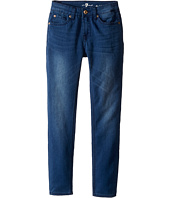 7 For All Mankind Kids - The Skinny Five-Pocket Denim Jeans in Medium Heritage (Big Kids)