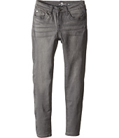7 For All Mankind Kids - The Skinny Five-Pocket Jeans in Sterling Grey (Big Kids)