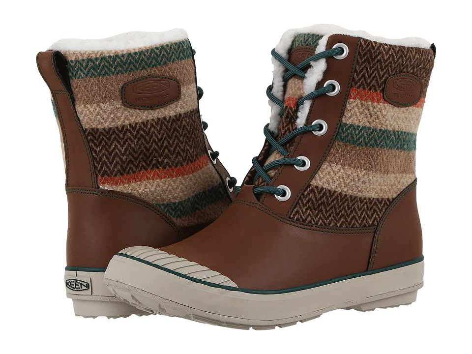 Keen - Elsa Boot WP (Wool Striped) Women