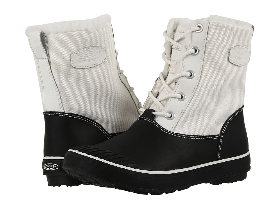 Keen - Elsa Boot WP (Star White/Black) Women