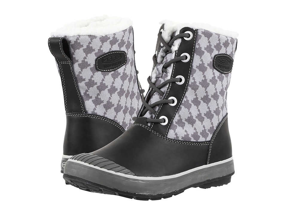 Keen Elsa Boot WP (Houndstooth) Women