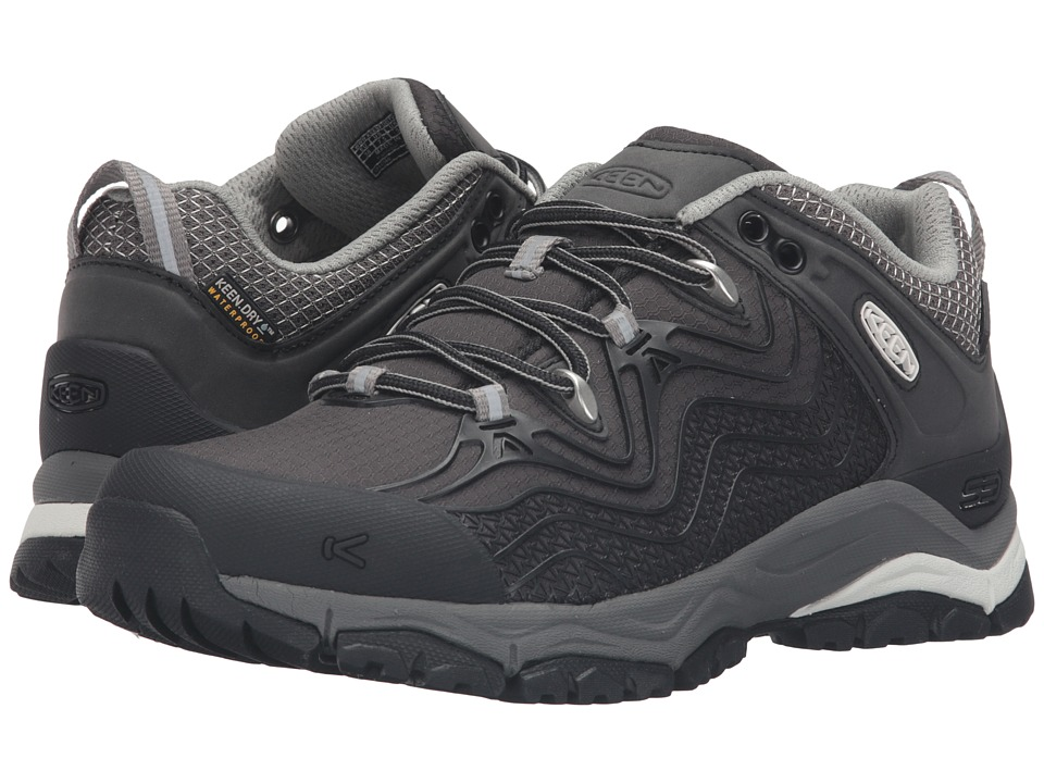 Keen - Aphlex Waterproof (Black/Gargoyle) Women