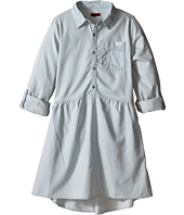 7 For All Mankind Kids - Collard Tencel Chambray Dress (Big Kids)
