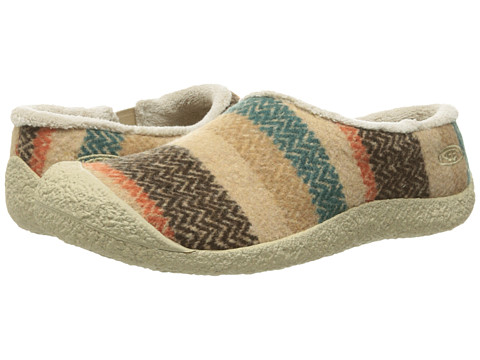 Keen Howser II Slide - Wool Striped