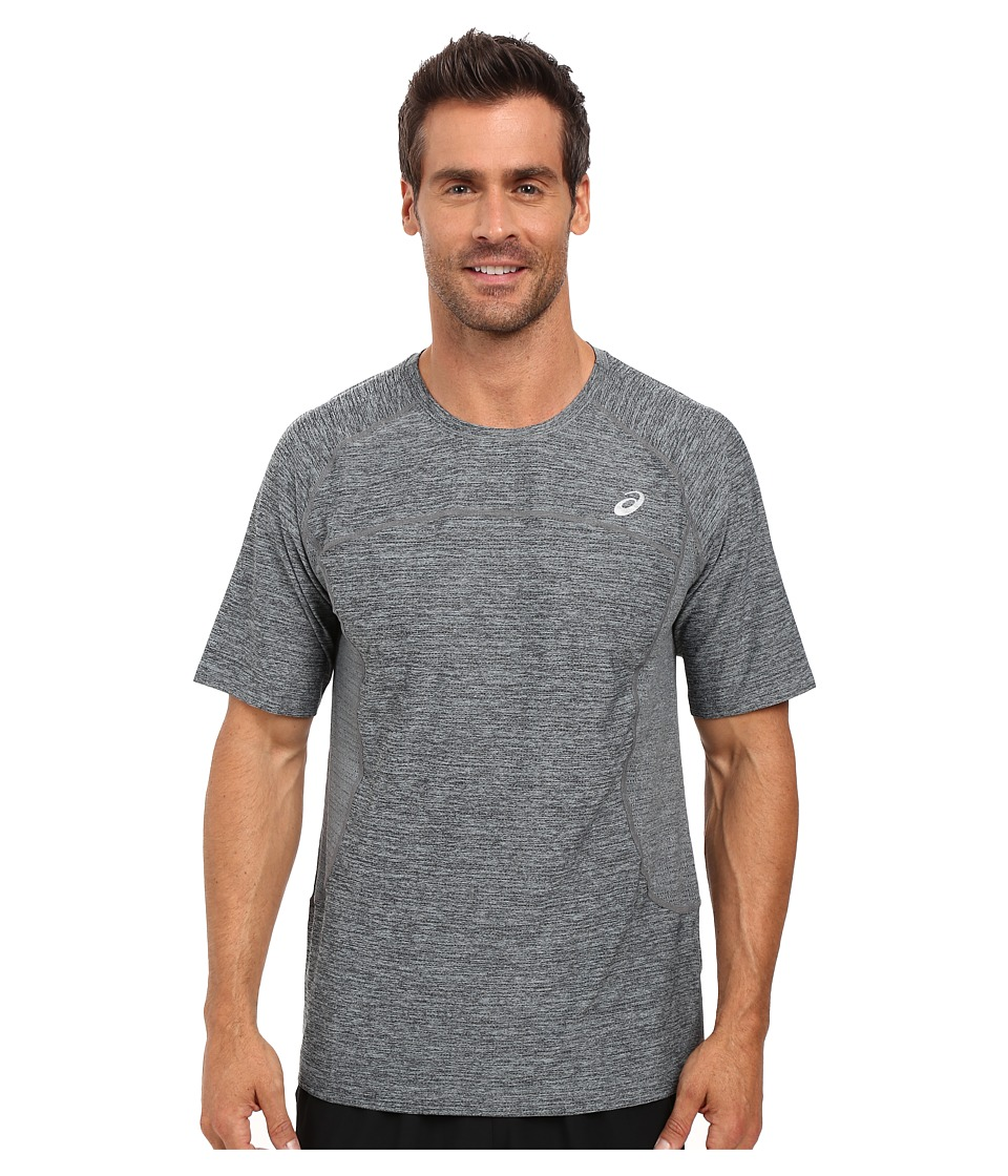 ASICS - Lite-Show Short Sleeve (Arona Heather) Men