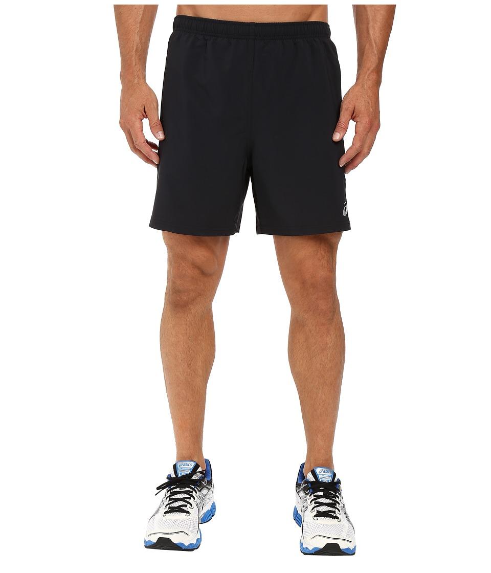 ASICS 2-N-1 Woven 6 Shorts (Performance Black) Men