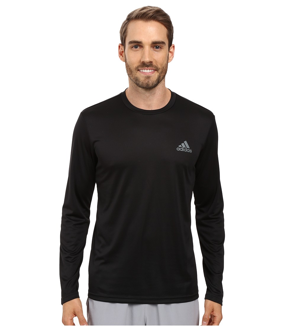 adidas - Essential Tech Long Sleeve Tee