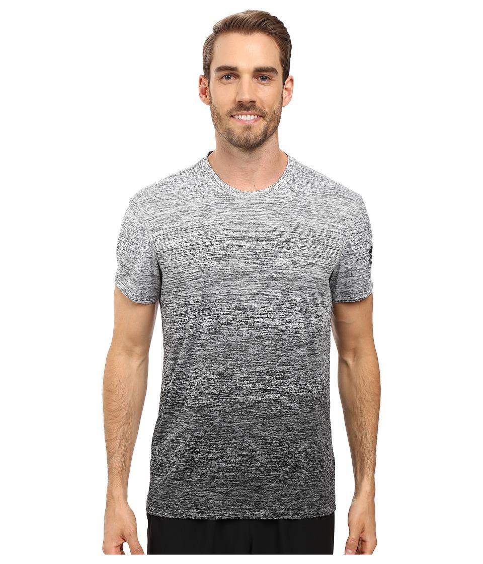 adidas - Prime Gradient Tee (MGH Solid Grey/Black) Men