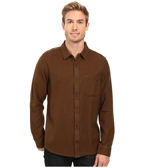 Toad&Co Earle Long Sleeve Shirt - Acorn