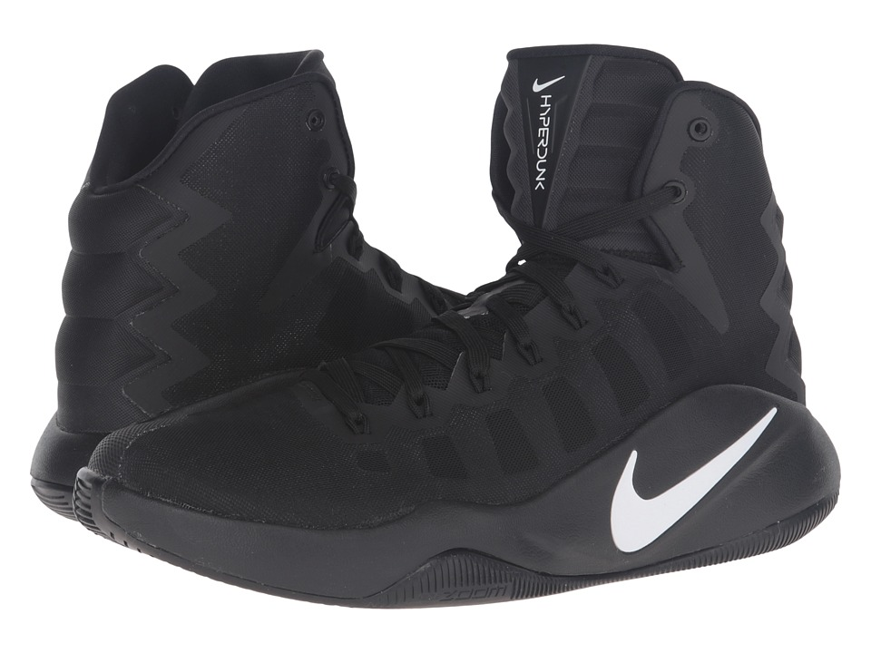 Nike - Hyperdunk 2016 (Black/White) Men