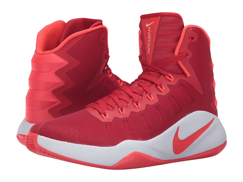 Nike - Hyperdunk 2016 (University Red/White/Bright Crimson) Men
