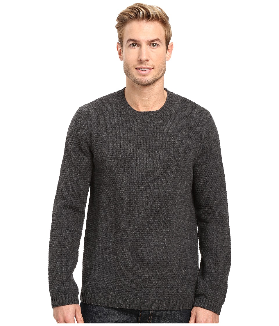Toad&Co Malamute Crew Sweater (Dark Graphite) Men
