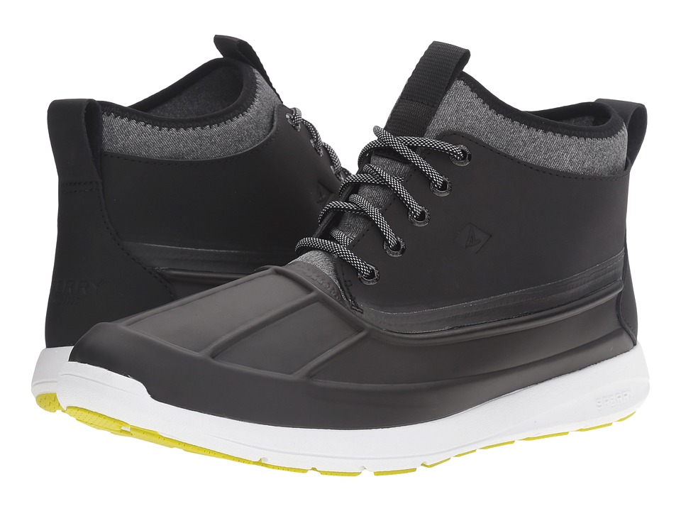 Sperry Top-Sider Sojourn Duck Chukka Boot (Black) Men's L...