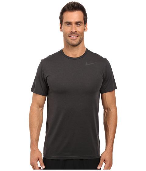 Nike Dry Short Sleeve Training Top - Black/Anthracite/Black