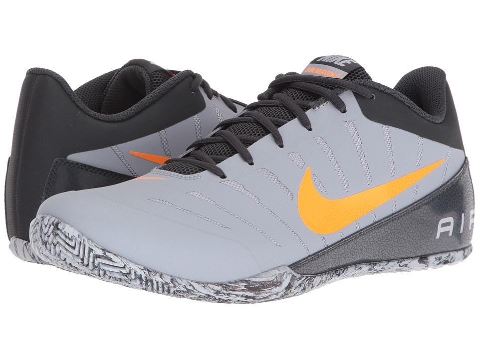 Nike Air Mavin Low 2 (Black/Metallic Dark Grey) Men