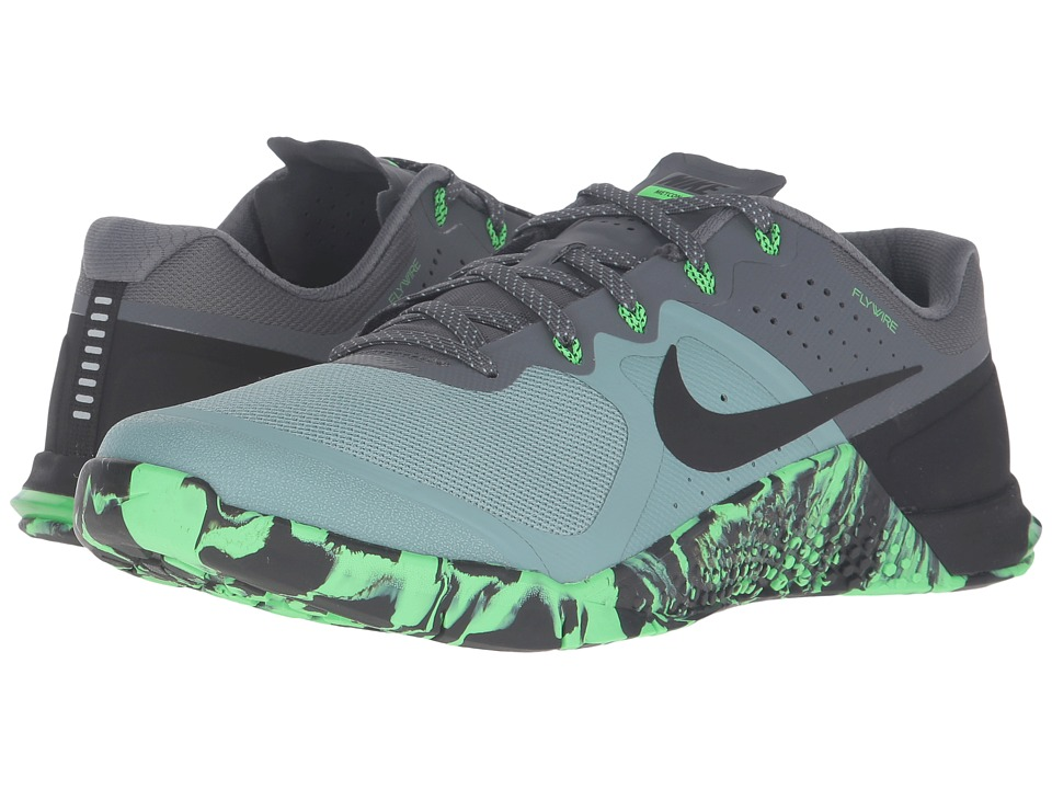 Nike - Metcon 2 (Cannon/Rage Green/Dark Grey/Black) Men