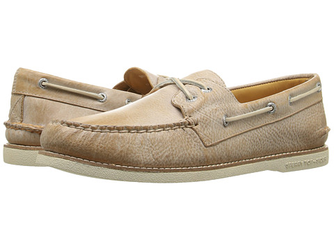 Sperry Gold A/O 2-Eye Cross Lace