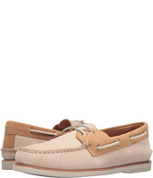 Sperry - Gold A/O 2-Eye Two-Tone