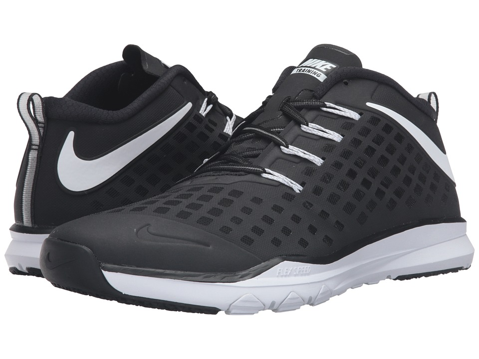 Nike - Train Quick (Black/Volt/White) Men