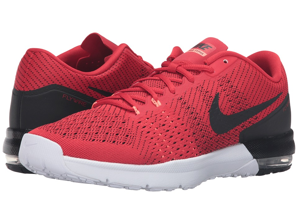 Nike - Air Max Typha (University Red/Bright Mango/White/Black) Men