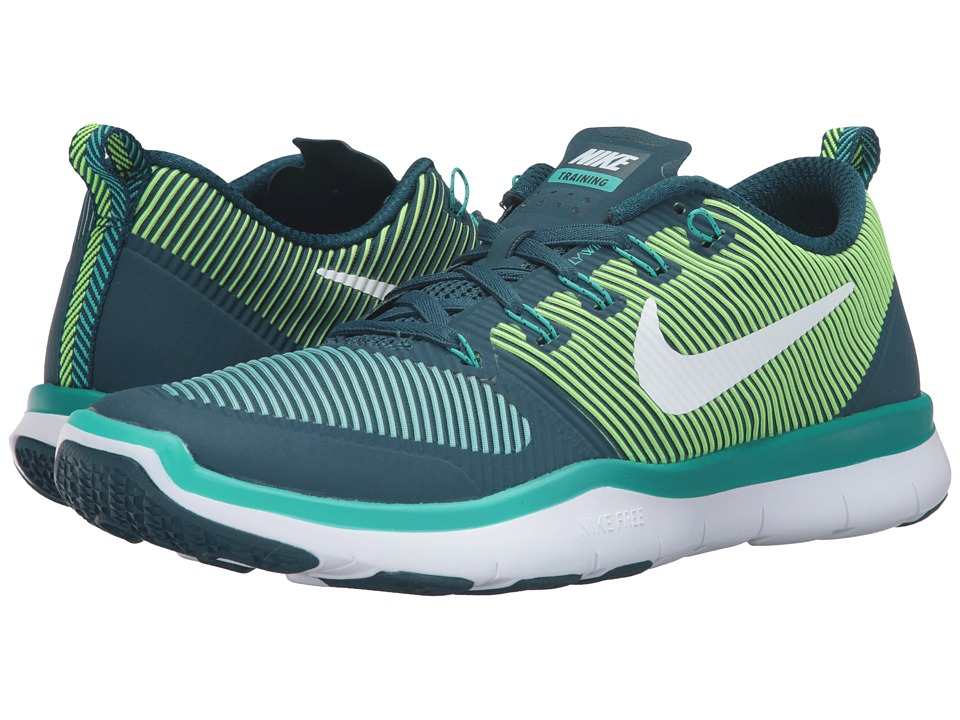 Nike - Free Train Versatility (Midnight Turquoise/Rio Teal/Hyper Jade/White) Men