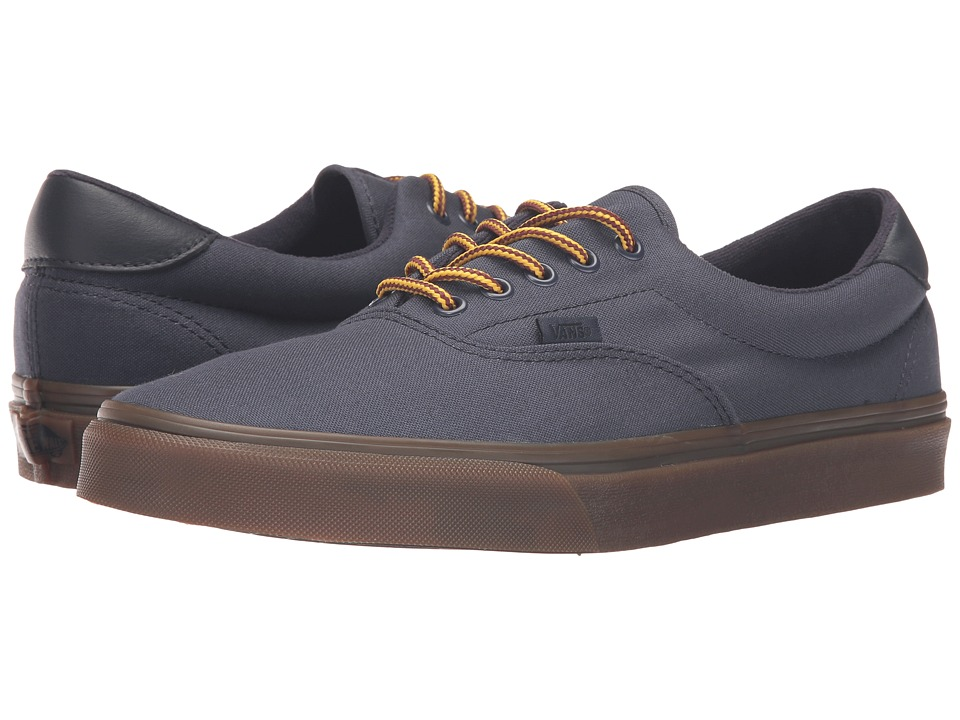 Vans Era 59 ((Hiking) Parisian Night/Gum) Skate Shoes