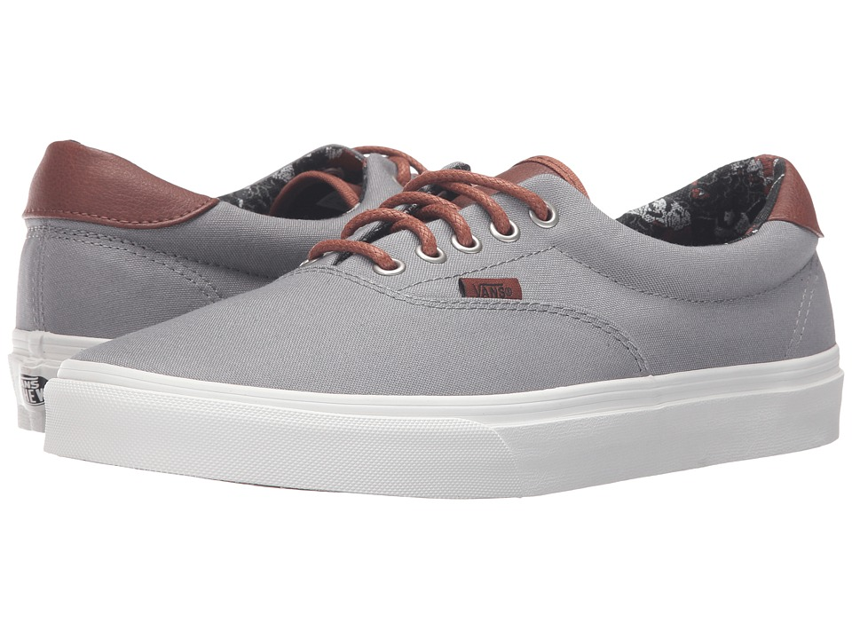 Vans Era 59 ((Samurai Warrior) Frost Gray) Skate Shoes