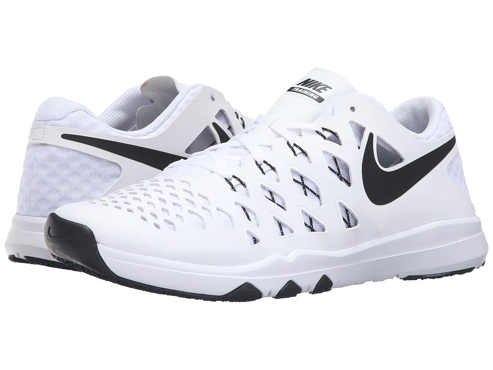 Nike - Train Speed 4 (White/Black) Men