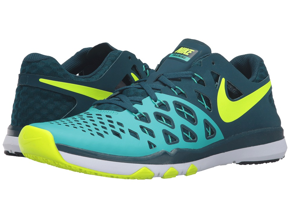 Nike - Train Speed 4 (Hyper Jade/Midnight Turquoise/Black/Volt) Men