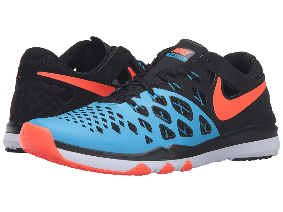 Nike - Train Speed 4 (Blue Glow/Black/Total Crimson) Men