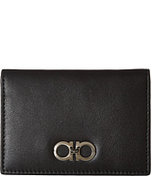 Salvatore Ferragamo - Gancio Two Card Case - 660419
