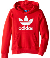 adidas Originals Kids - Everyday Iconics Trefoil Hoodie (Little Kids/Big Kids)