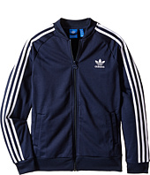 adidas Originals Kids - Everyday Iconics Superstar Track Top (Little Kids/Big Kids)