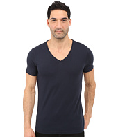 BOSS Orange - Tooley Jersey T-Shirt Short Sleeve V-Neck