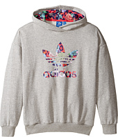 adidas Originals Kids - Everyday Iconics Rose Hoodie (Little Kids/Big Kids)