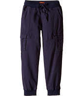 7 For All Mankind Kids - Six-Pocket Cargo Twill Jogger (Big Kids)